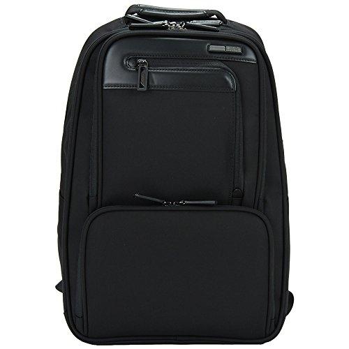 ZERO Halliburton ゼロハリバートン プロファイル Dx Business Backpack デラックス ビジネス バックパック ブラック PRF203並行輸入品 [並行輸入品]