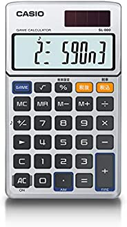 Casio SL-880-N Gaming Calculator Notebook Type 10 Digit
