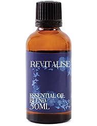 Mystix London | Revitalise Essential Oil Blend - 50ml - 100% Pure