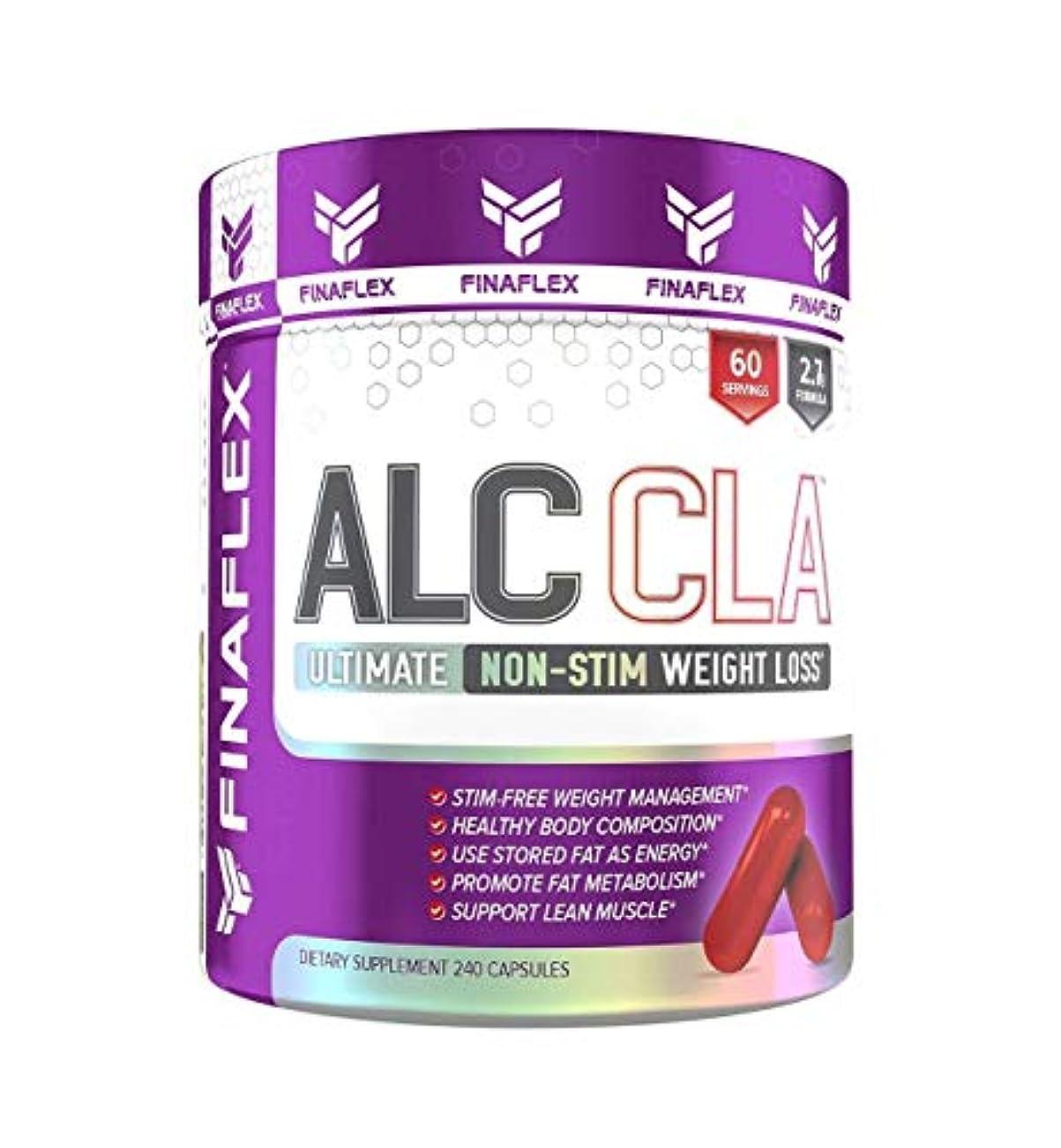 防衛沈黙グラフィックFinaflex (redefine Nutrition)  ALC+CLA x 240
