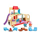 Peppa Pig's Transforming Campervan Feature Playset