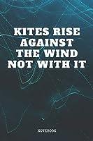 "Notebook: Funny Kite Surfing Quote / Kitesurfing Saying Kitesurfer Sports Planner / Organizer / Lined Notebook (6"" x 9"")"