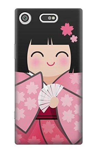 JP3042Z1C 雛人形 着物桜 Japan Girl H...