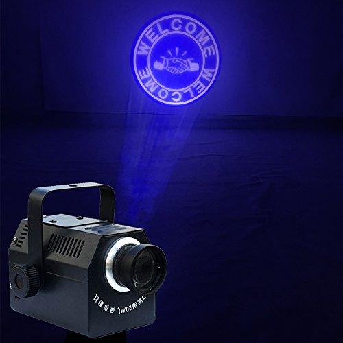 ミニ LED 100-240V 50W WELCOME LO...