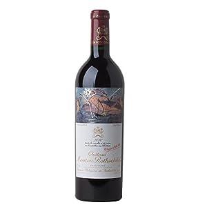 2010年シャトー・ムートン・ロートシルト 750ml [フランス/赤ワイン/辛口/ミディアムボディ/1本]