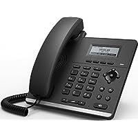 VOPTECH エントリーモデルIP電話機 オープンSIP ACアダプタ付属/PoE対応 VOP-S2P