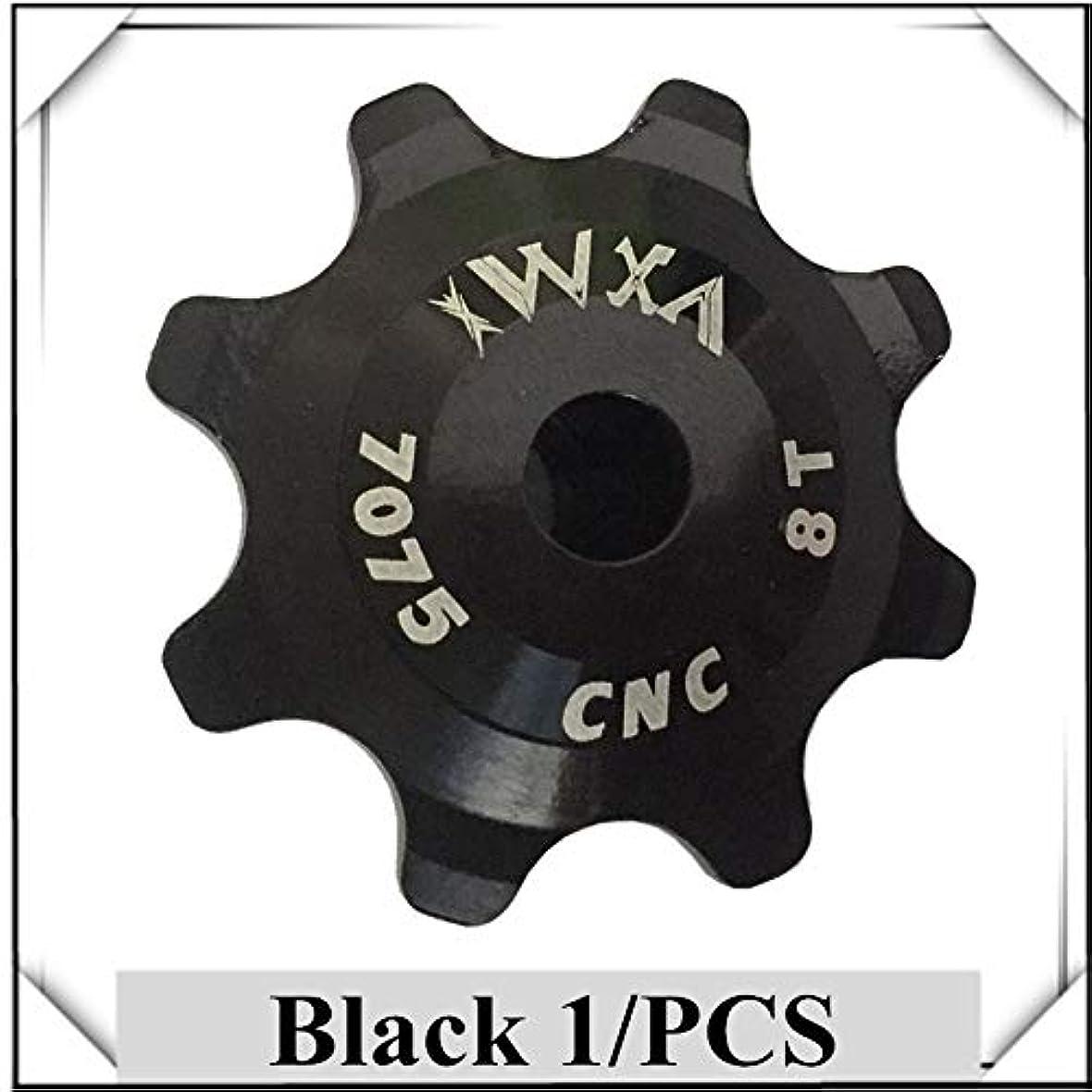 おいしいパイル僕のPropenary - Bicycle Ceramics Jockey Wheel Rear Derailleur Pulley 8T 7075 Aluminum alloy Cycling guide pulley bearing...