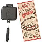 (チャムス)CHUMS ch62-1039 調理器具 Hot Sandwitch Cooker ホットサンドウィッチクッカー/CH62-1039