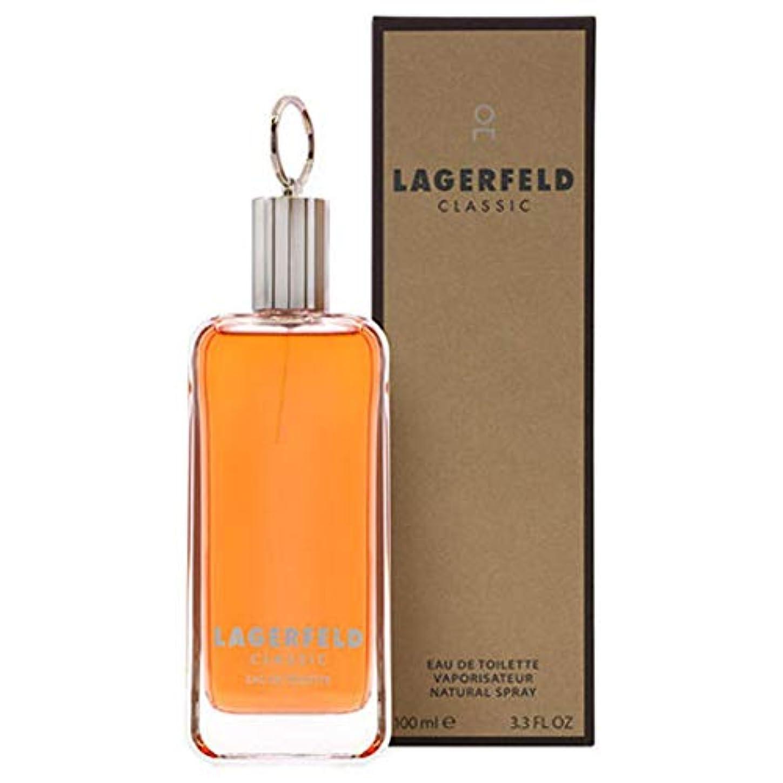 体がっかりするテクニカルLagerfeld - LAGERFELD 125ミリリットルEDT VAPO - 【並行輸入品】