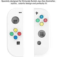 Myriann 任天堂 Nintendo Switch ニンテンドー ジョイコン カラー置換ケース 代わりケース 外殻 ついに登場!