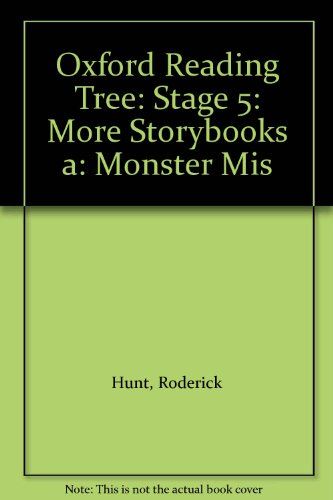 Oxford Reading Tree: Stage 5: More Storybooks A: Monster Mistakeの詳細を見る