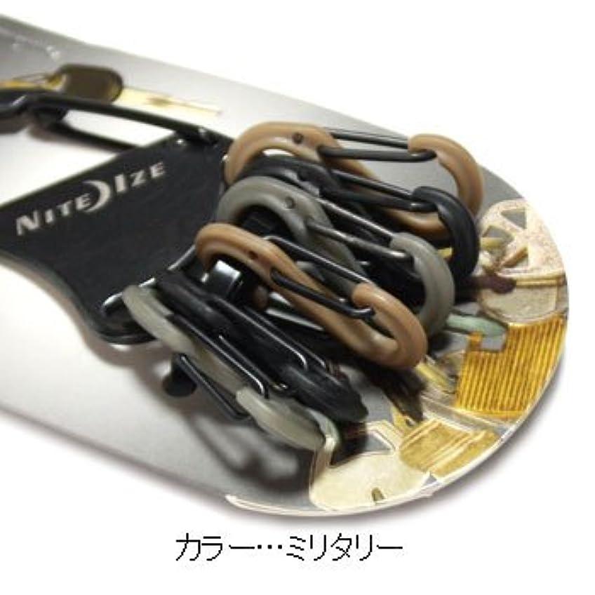 イデオロギーオペラクックNITE IZE(ナイトアイズ) Key Rack キーラック KRK-03-01 (ミリタリー) [並行輸入品]