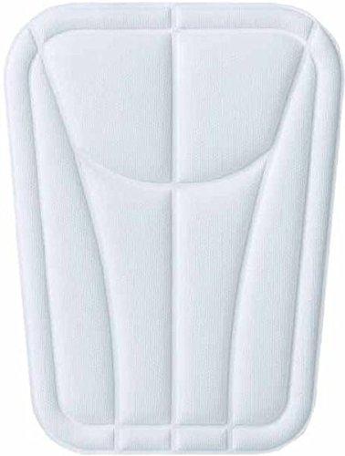 ZETT(ゼット) 野球 スライディングパッド (アイロンタイプ・膝用) PA11K ホワイト