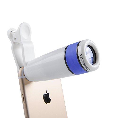 ANTSIR スマホ用望遠レンズ(8倍)