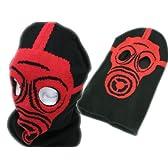 フェイスマスク(ニット帽)★ガスマスク