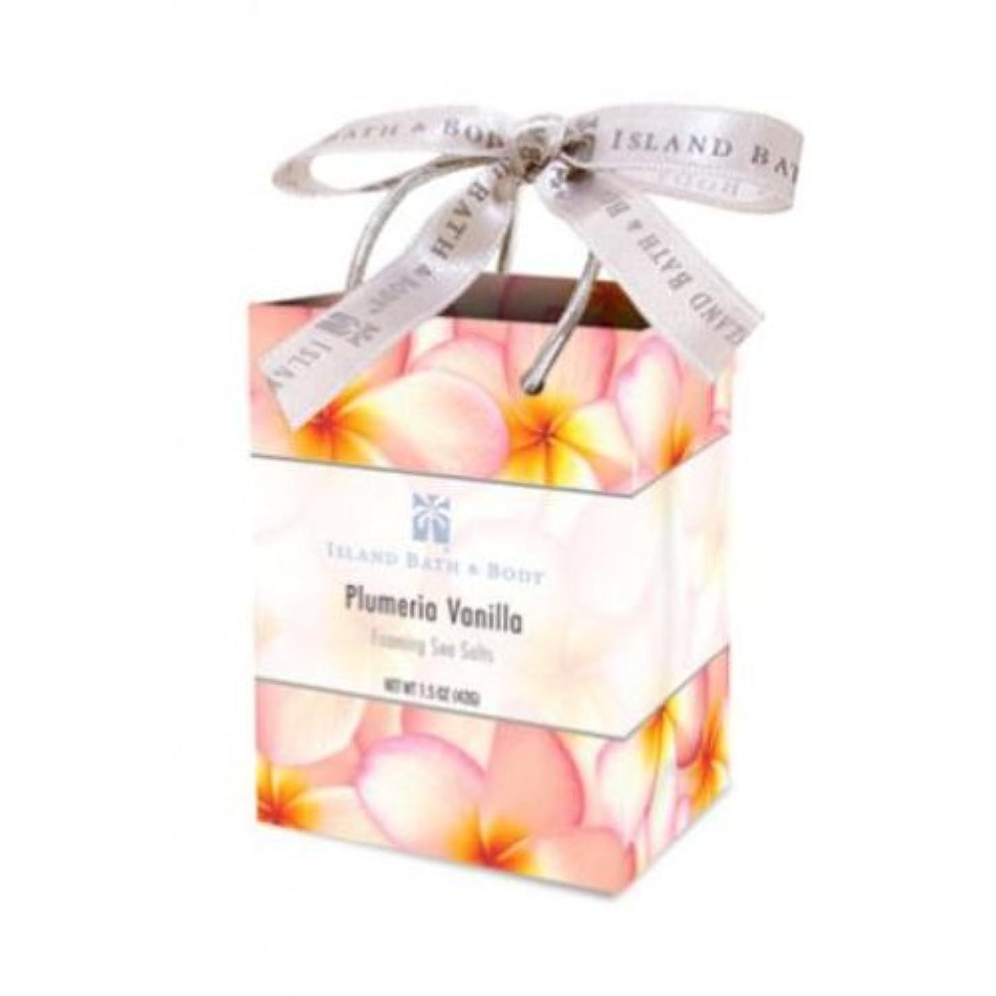 ホールドダルセットなるミネラルソルト/Plumeria Vanilla