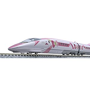 TOMIX Nゲージ JR 500 7000系山陽新幹線 ハローキティ新幹線 8両 セット 98662 鉄道模型 電車
