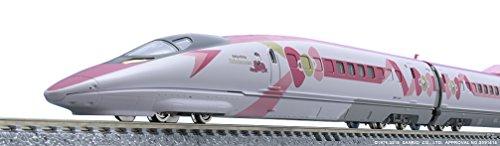 JR 500-7000系山陽新幹線(ハローキティ新幹線)セット ...