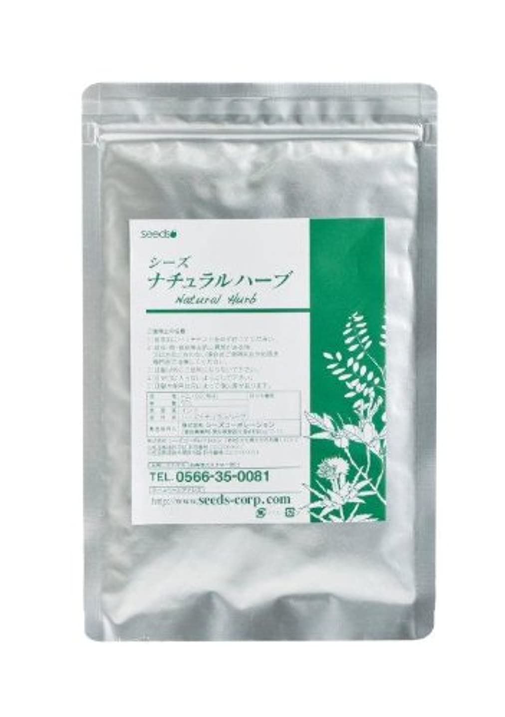 入浴製品以上Seeds ナチュラルハーブカラー ライトブラウン 50g(明るい茶色系)ヘナと5種類の高級ハーブをブレンドした白髪染めです。