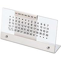 高桑金属 アクリル万年カレンダー 801923