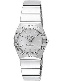 [オメガ]OMEGA 腕時計 コンステレーション シルバー文字盤 100M防水 123.10.27.60.02.001 レディース 【並行輸入品】