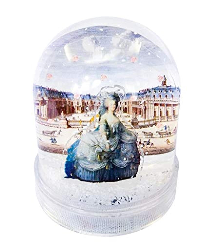 フランス Châteaux de Versailles [ヴェルサイユ宮殿] マリー?アントワネット スノードーム フランス製 [並行輸入品]