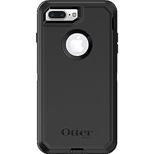 OtterBox iPhone 8 Plus/ iPhone 7 Plusケース Defender シリーズ 耐衝撃 Black 【日本正規代理店品】 77-53907
