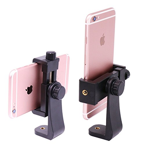 Balckcase スマートフォン用ホルダー iPhone用三脚スタンド スマホスタンド 写真撮影/YouTube用 Nexus/iPhone/Sony/KYOCERA/Motorola/ASUS等機種対応