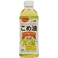 TSUNO こめ油 500g