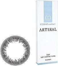 アーティラル(ARTIRAL) アーティラル ワンデー ブラック -6.50 10枚入り MR33025