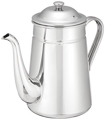 カリタ ステンレス製コーヒーポット 3.0L #52035