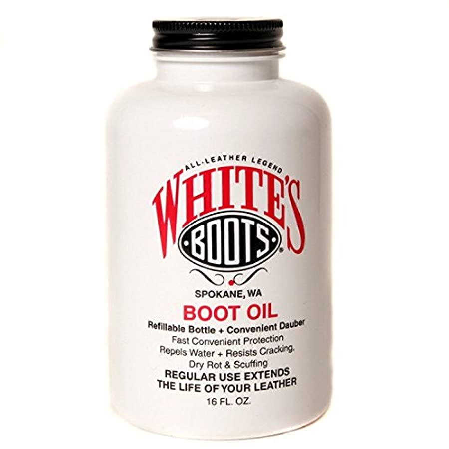 受け入れ運動命令(ホワイツブーツ) WHITE'S BOOTS 純正 液状ブーツオイル