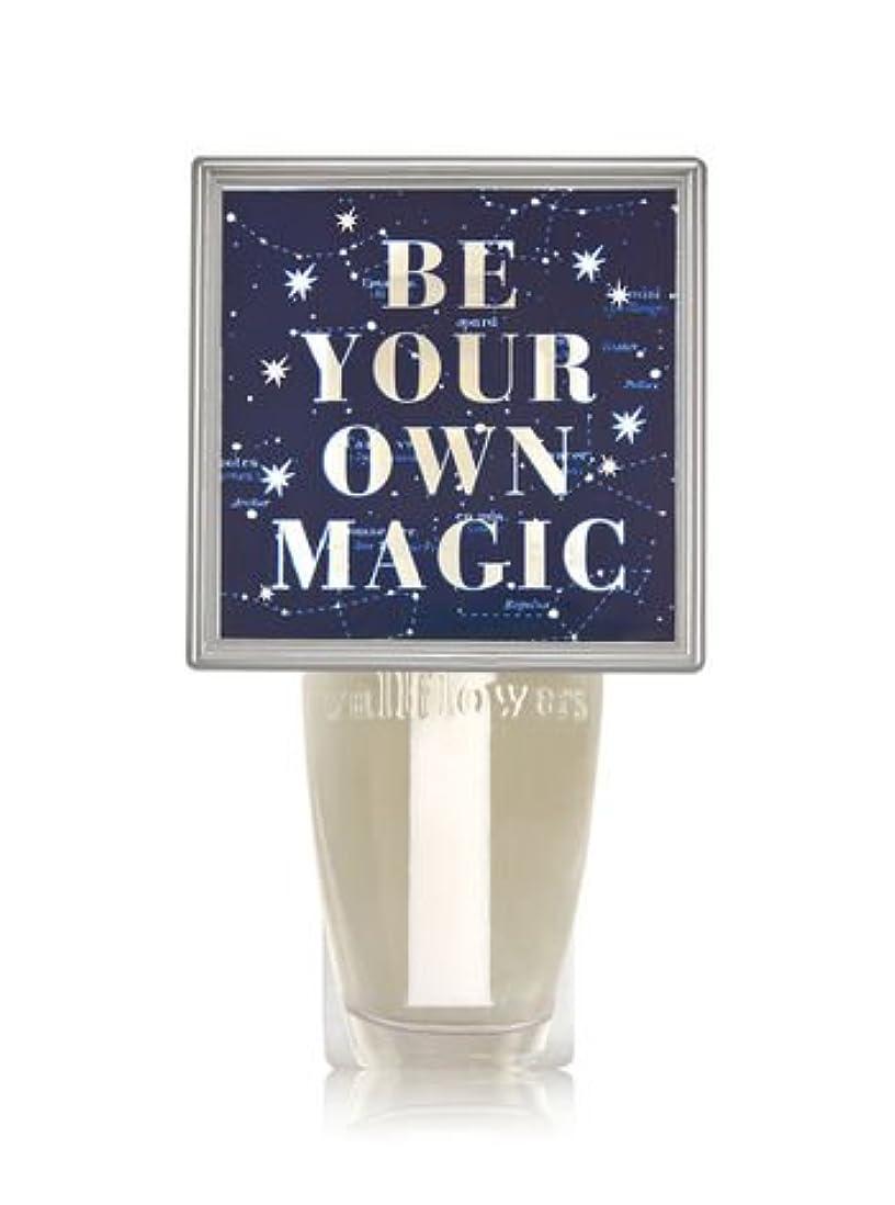 みなすエレクトロニック経度【Bath&Body Works/バス&ボディワークス】 ルームフレグランス プラグインスターター (本体のみ) ナイトライト Wallflowers Fragrance Plug Be Your Own Magic [...