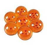 P2P@zita Acrylic Dragonball Replica Ball (Large/7 Stars) by P2P@zita