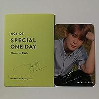 NCT127 メモリアルブック トレカ ジェヒョン Jaehyun Memorial Book Special One Day Photocard NCT フォトカード Japan The Origin