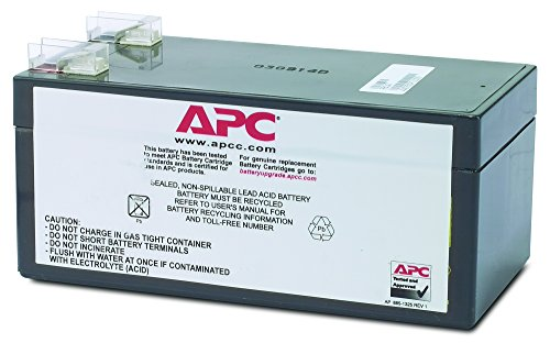 APC BE325-JP交換用バッテリキット RBC47