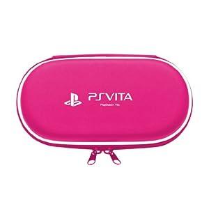 ハードポーチ for PlayStationVita ピンク (PCH-1000シリーズ専用)