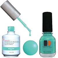 LECHAT Perfect Match Gel Polish + Matching Lacquer - (Moon River)