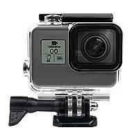 GoPro HERO 7 / 6 / 5 カメラ防水ケース 防塵 保護ケース ウェアラブルカメラ 30M防水 アクションカメラ (GoPro HERO 7/6/5 (2018))