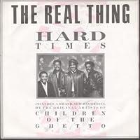 Hard times (1987) / Vinyl Maxi Single [Vinyl 12'']