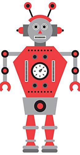 glo グロー グロウ 専用 レザーケース レザーカバー タバコ ケース カバー 合皮 ハードケース カバー 収納 デザイン 革 皮 ロボット キャラクター 014567