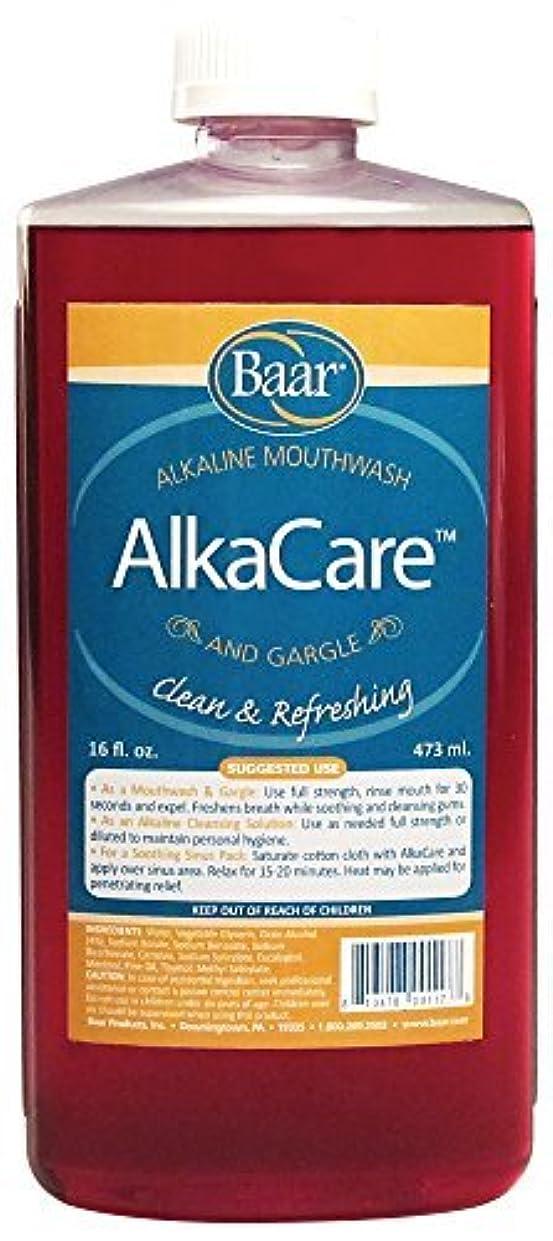 高層ビルナサニエル区もっとAlkaCare Mouthwash & Gargle, 16 Oz. [並行輸入品]