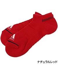 アディダス(メンズレッグウェア)(adidas(Mens Leg Wear)) adidas(アディダス)メンズ 総パイル メッシュ スニーカー丈ソックス
