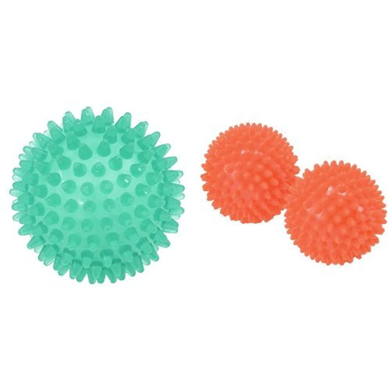 火山子供達注入ダンノ(DANNO) リハビリ マッサージ用 触覚ボール リフレクションボール