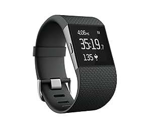 Fitbit Surge心拍数モニター付サージフィットネスウォッチ腕時計 L 並行輸入品