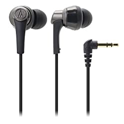 audio-technica CKR Seriesカナル型イヤホン ブラック ATH-CKR5 BK