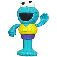 Sesame Street Cookie Monster Silly Swimmer [並行輸入品]