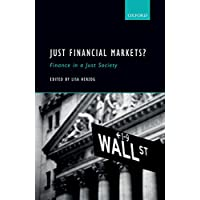 Just Financial Markets?: Finance in a Just Society