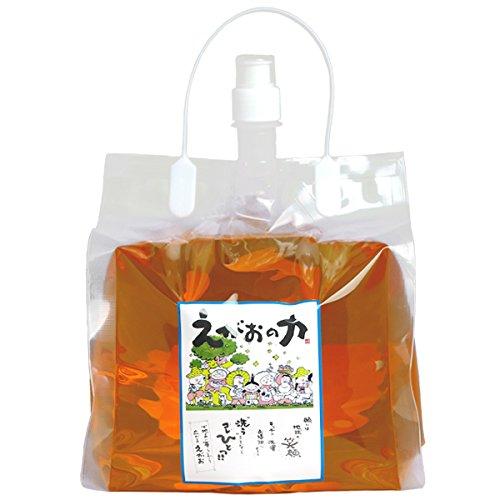 RoomClip商品情報 - 植物油由来成分からできた濃縮自然派洗剤「えがおの力(旧松の力)」4L