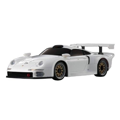 ミニッツレーサー MR-03W-RM BCS ポルシェ 911 GT1 ホワイト